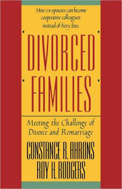 challenges of remarriage after divorce If you and the new person you have fallen in love with both have children, you may have to address some specific concerns your children, whether they are biological.
